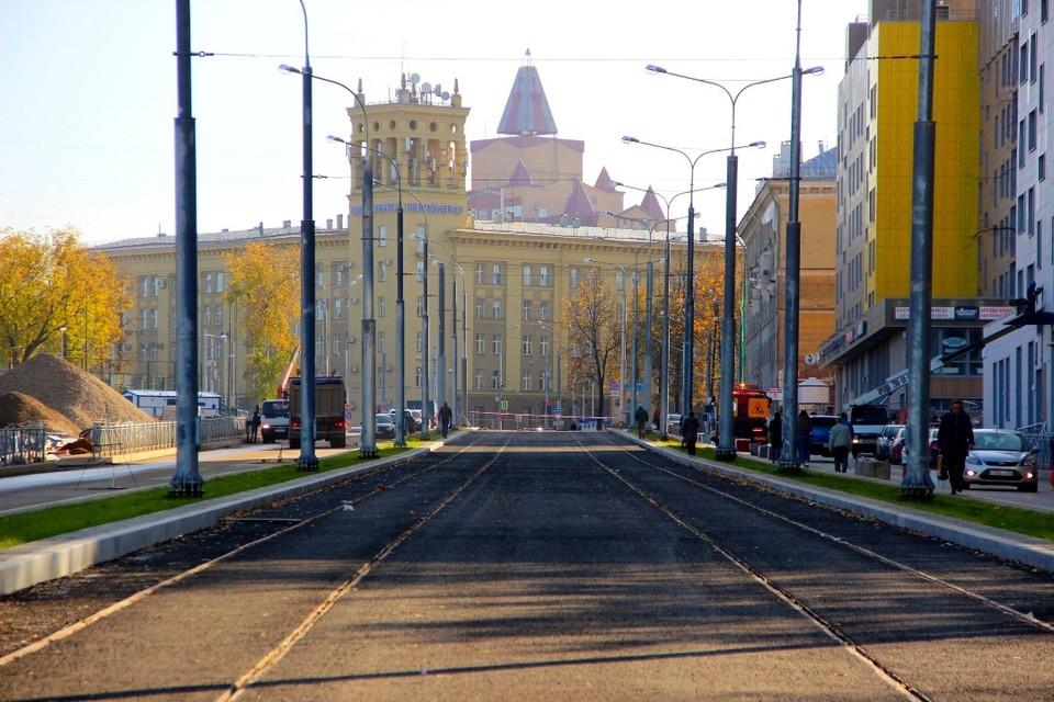 Улица Революции станет четырехполосной Улица Революции станет четырехполосной. Фото: gorodperm.ru