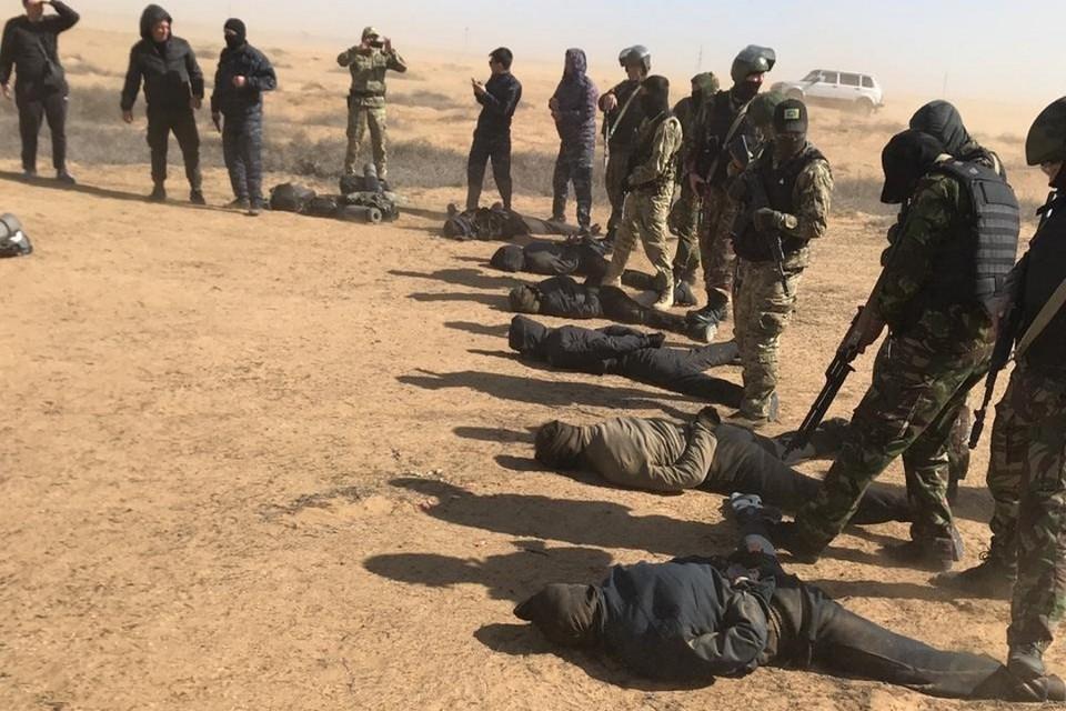 Фото задержания: МВД по Дагестану