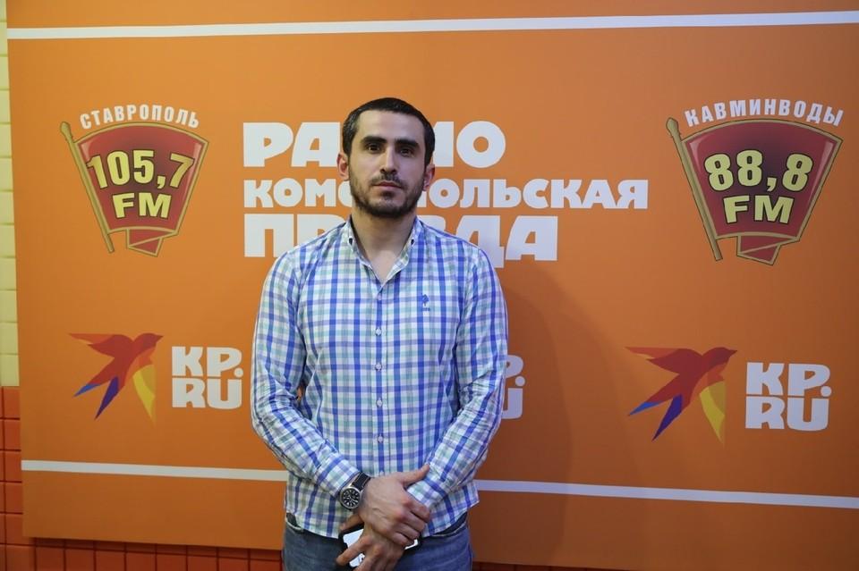 Врач-уролог СККБ Шамиль Лобжанидзе