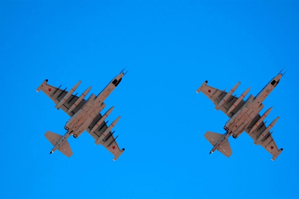 Ереван утверждает, что противник сбил два его Су-25