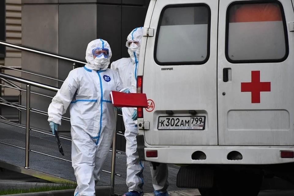 За последние сутки в России выявлен 8 481 новый случай коронавируса в 84 регионах