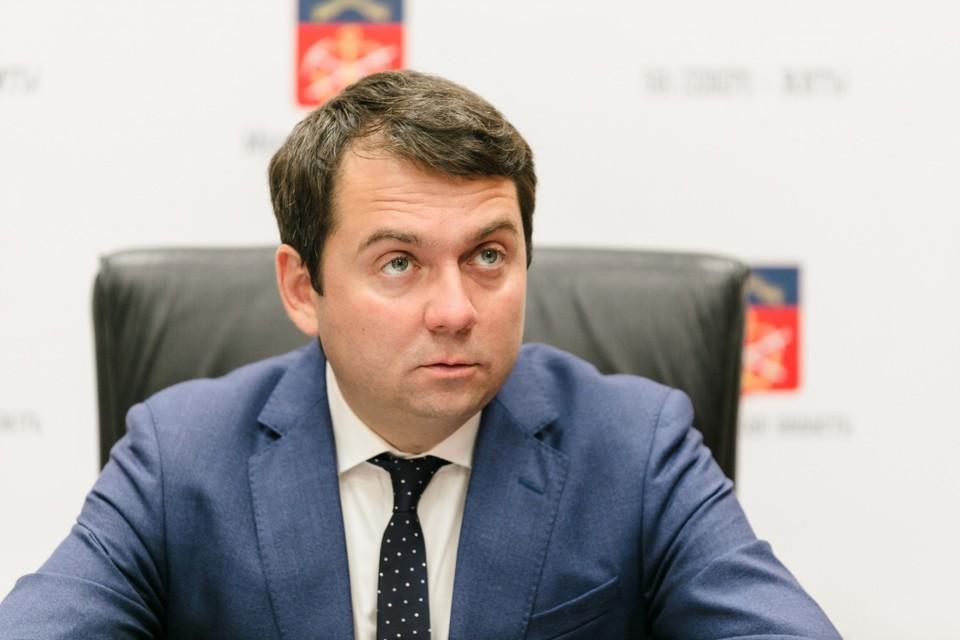 Андрей Чибис пригрозил барам-нарушителям закрытием. Фото: Правительство Мурманской области