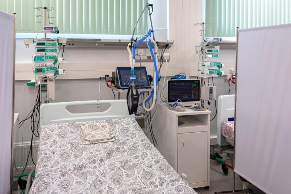 В Крыму скончалось еще 2 COVID-положительных пациента.