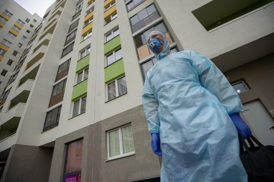 Медики в кузбасских ковидариях больше не будут работать вахтовым методом