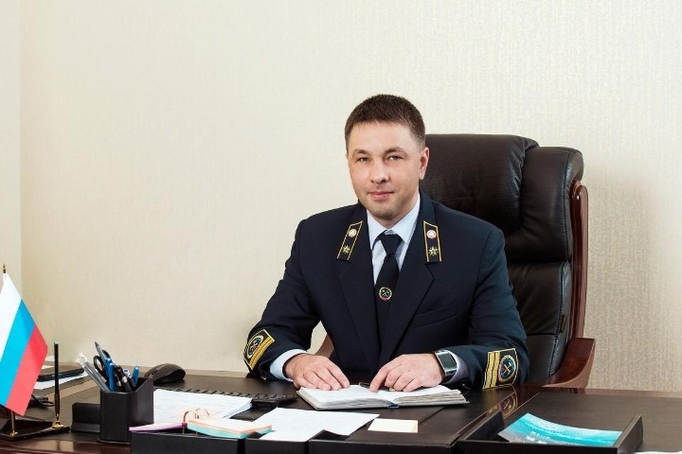Ректор КузГТУ ушел в отставку. ФОТО: пресс-служба АКО