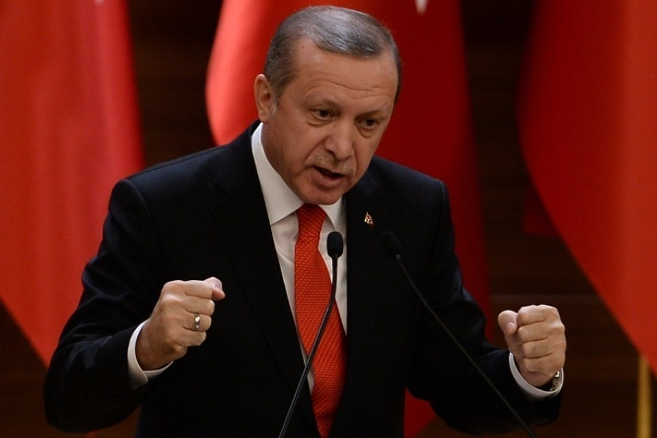 Эрдоган назвал недопустимыми призывы Минской группы к прекращению огня в Карабахе