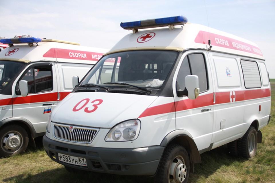 В ростовскую больницу пришел мужчина с отверткой в голове