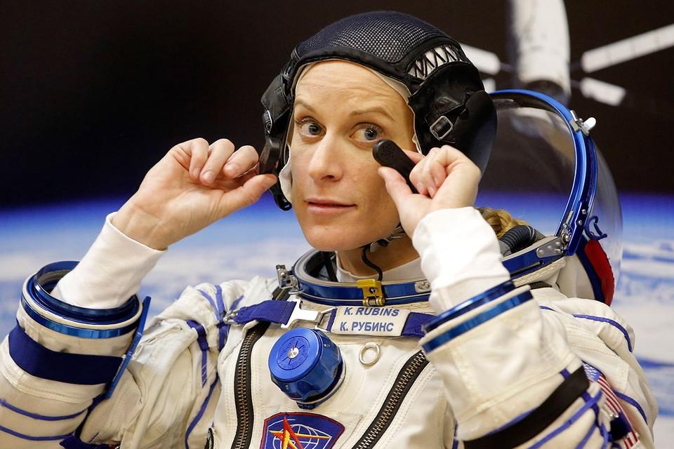 Американская астронавтка Кейт Рубинс выберет президента США с борта МКС