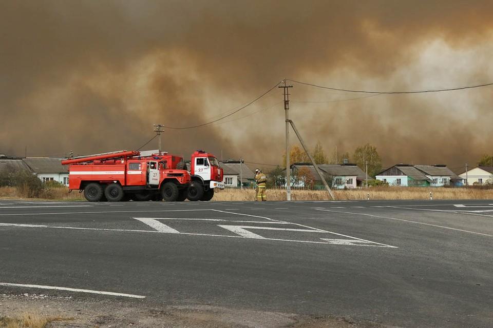 7 октября 2020 года в результате возгорания сухой травы возле поселка Желтухино (Скопинский район Рязанской области) произошел пожар со взрывами на территории складов с боеприпасами.
