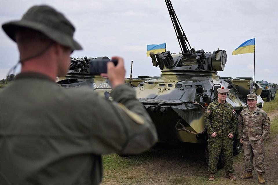 Украина готова предоставить США или другим странам НАТО возможность для строительства военной базы.