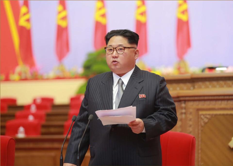 Ким Чен Ынпоблагодарил жителей застойкость впандемию