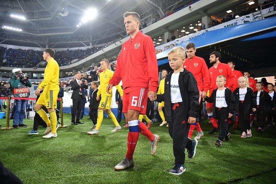 Все подоплёки перед игрой сборной России с Турцией