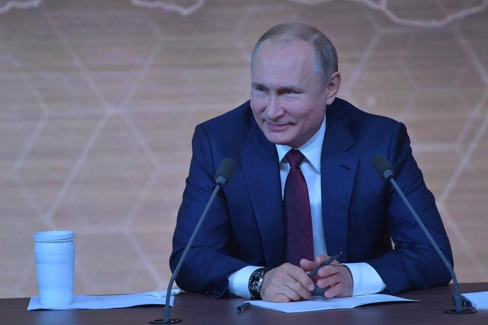 Путин рассказал о том, могут ли быть в большой политике друзья