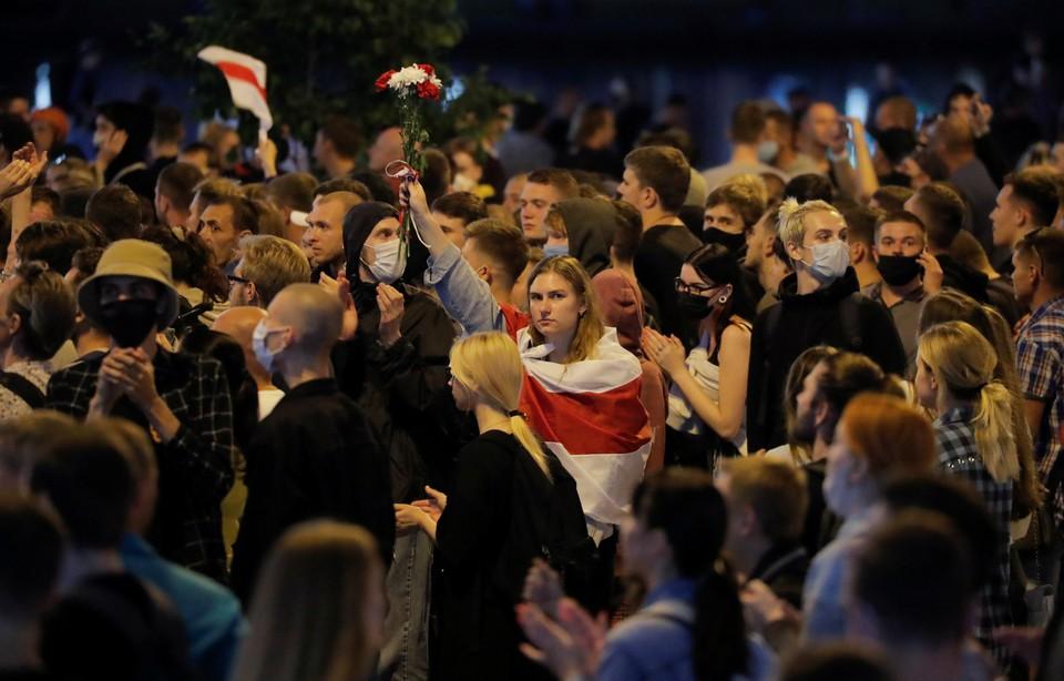 Чемоданова вновь обратилась с просьбой не откликаться на призывы участвовать в несанкционированных массовых мероприятиях