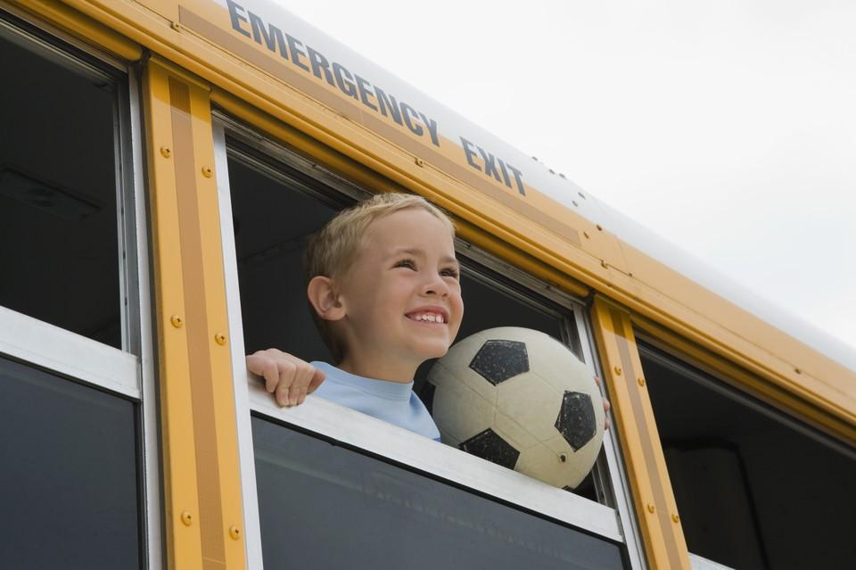 В США арестовали 11-летнего угонщика школьного автобуса