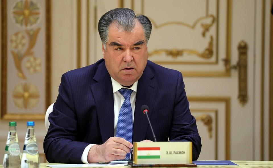 Эмомали Рахмон победил на выборах президента Таджикистана