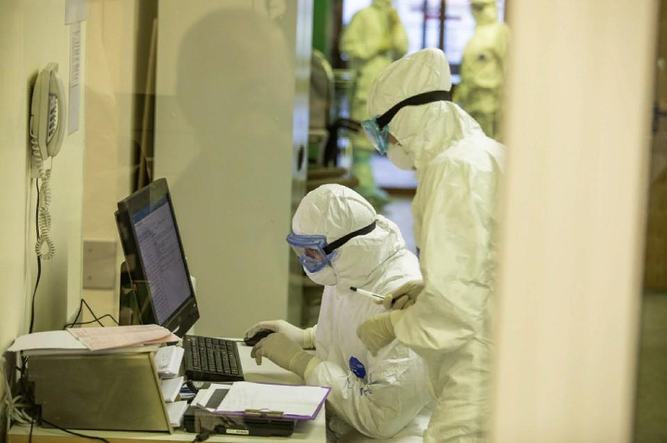 Лечение от коронавируса в ДНР продолжают 2029 пациентов
