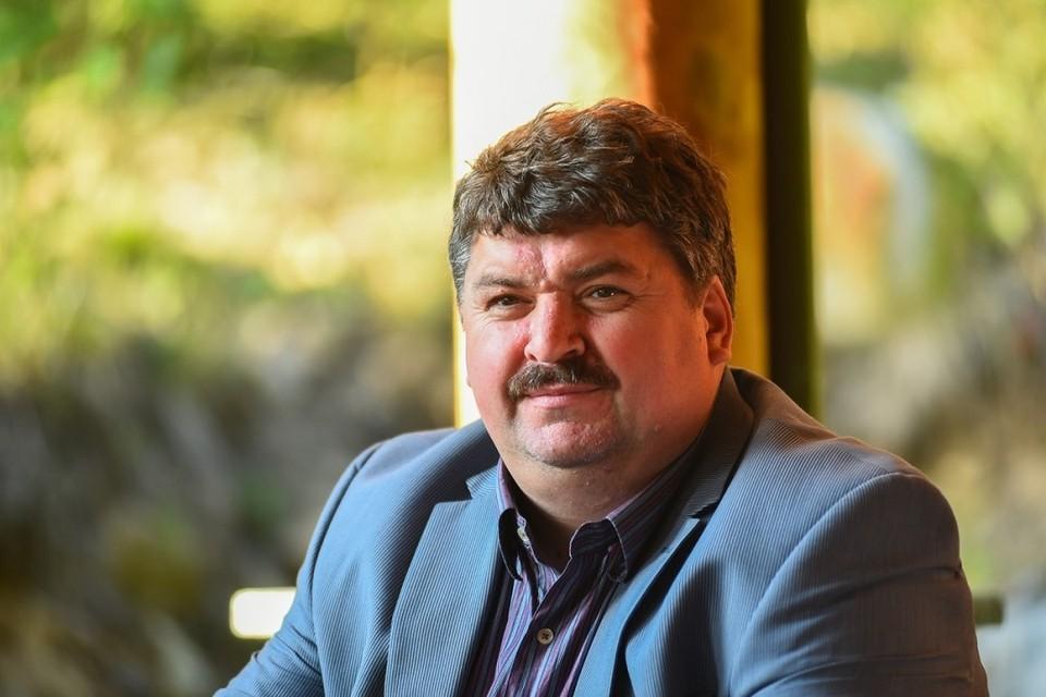 """Основатель """"Рускеалы"""" умер в Санкт-Петербурге от коронавируса. Артур Парфенчиков ВКонтакте / vk.com/id419407976"""