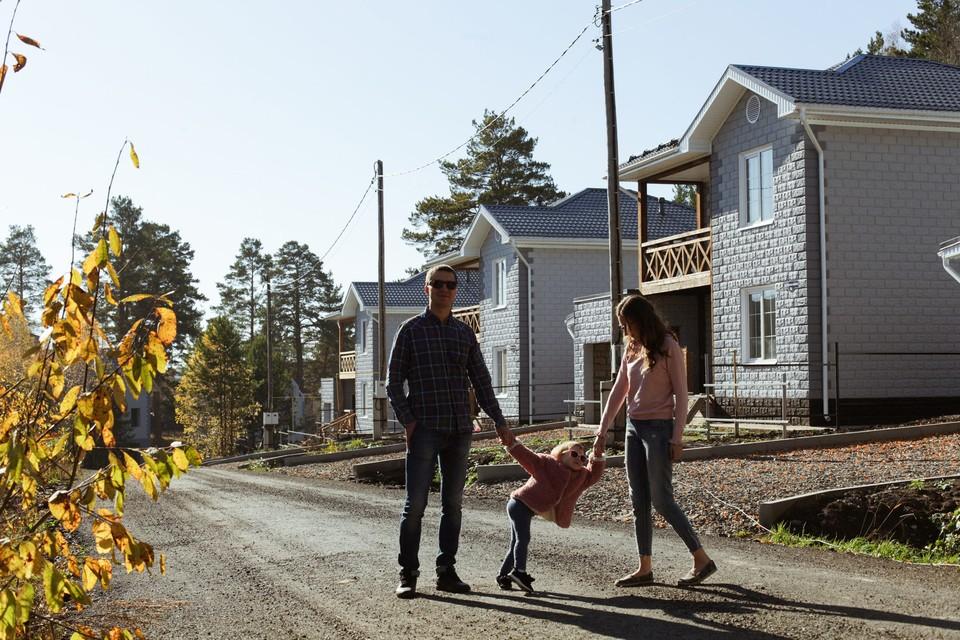 В выигрыше семьи, у которых есть финансовая возможность приобрести жилье за городом.