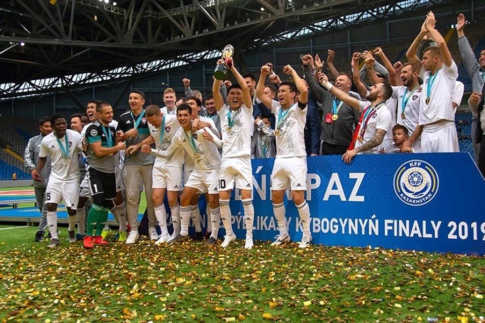 Независимая экспертиза оценила возможную рыночную стоимость 100% доли участия в уставном капитале ТОО «Кызылординский областной футбольный клуб «Кайсар».