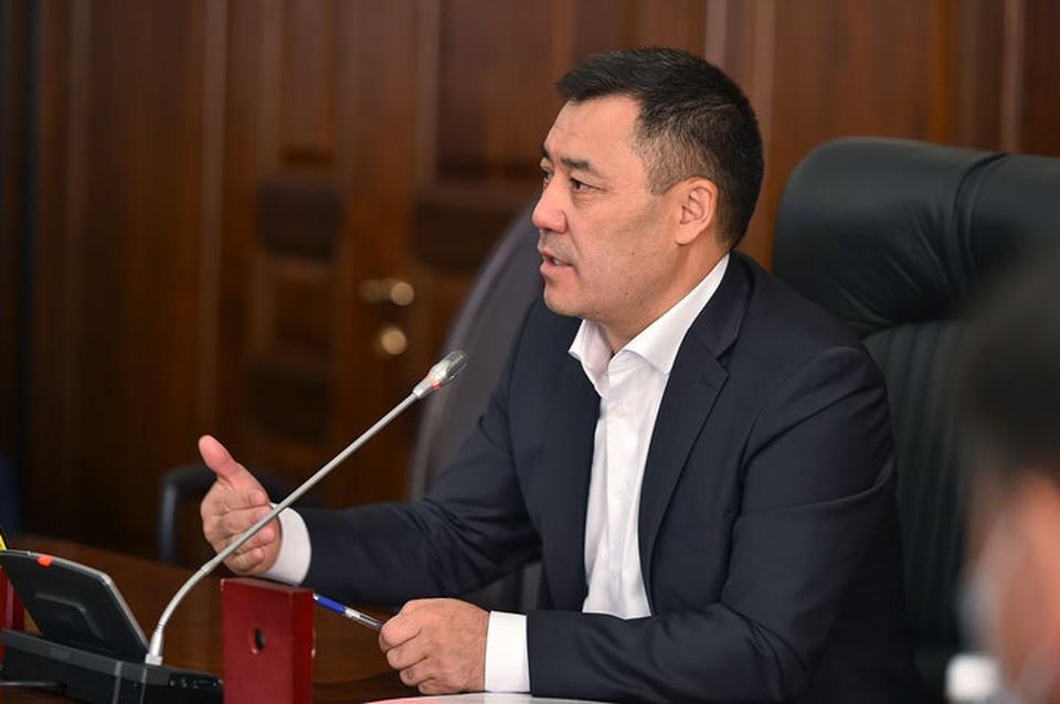 Садыр Жапаров стал легитимным премьером. С третьей попытки.
