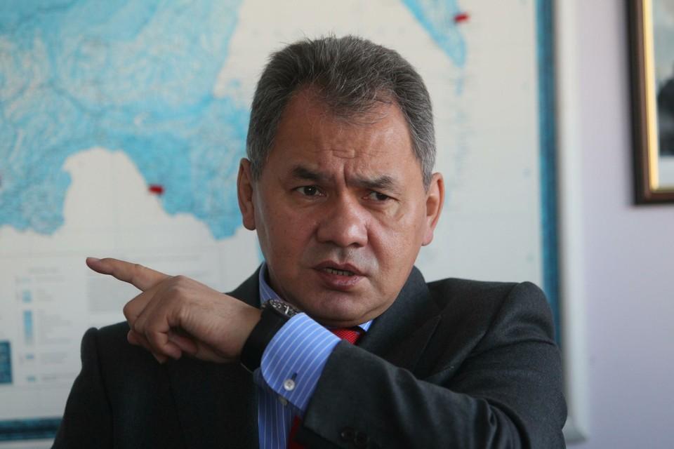 Шойгу провел переговоры с коллегами из Армении и Азербайджана