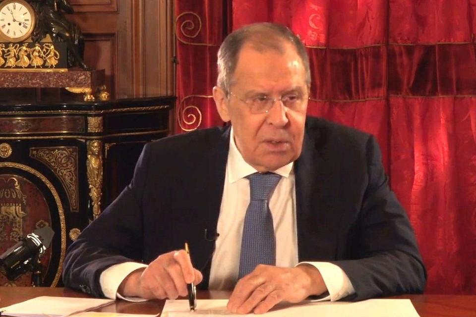 Глава МИД России сообщил о роли США в мировых конфликтах