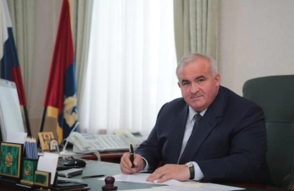 Губернатор Костромской области Сергей Ситников. ФОТО: администрация Костромской области