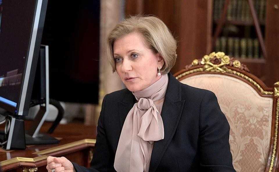 Попова назвала возможные сроки регистрации третьей российской вакцины от COVID-19