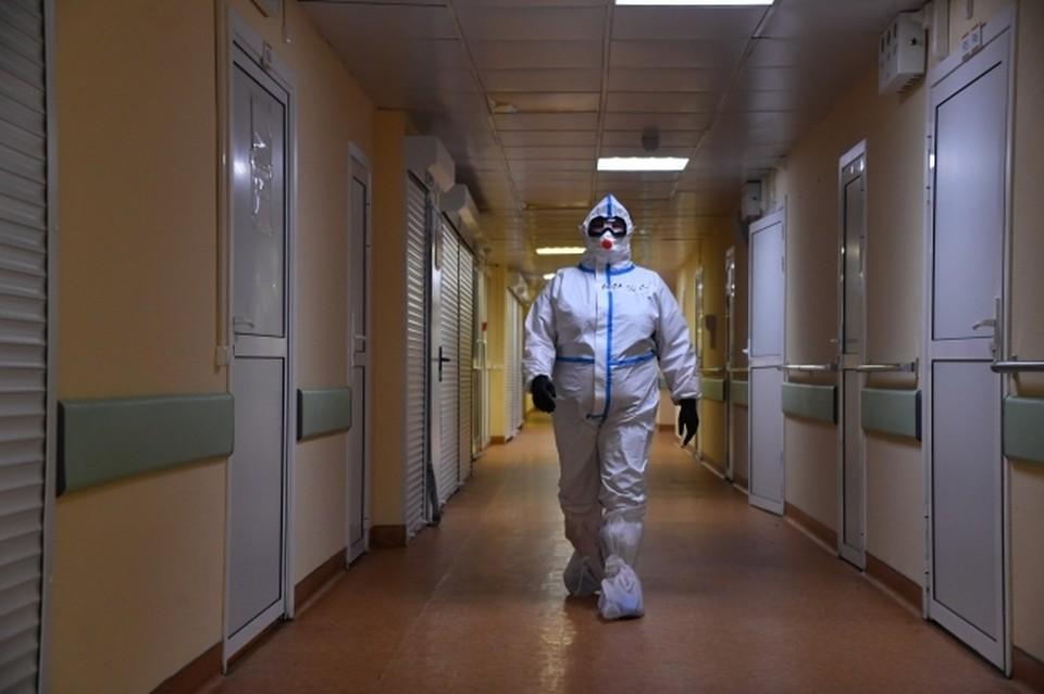 Для COVID-больных на Брянщине дополнительно создадут 1500 мест в госпиталях.