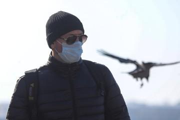 Петербургские журналисты раздадут горожанам медицинские маски