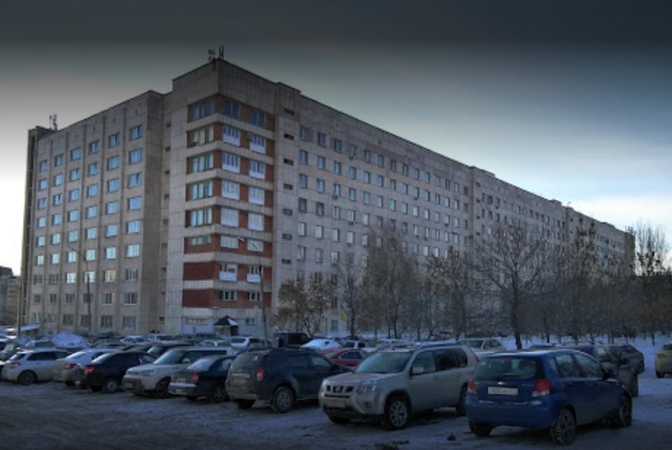 Из ОКБ № 3 выселяют детскую урологию. Фото: Евгений Королев, Гугл карты.
