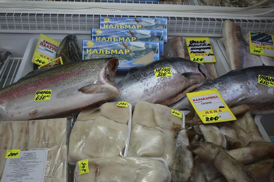 Ветврач оформил документ на 66 килограммов рыбы с истекшим сроком годности