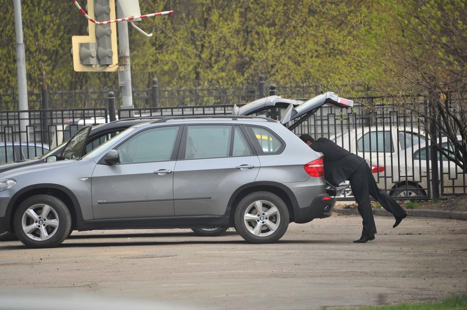 Багажник может таить в себе много интересного.