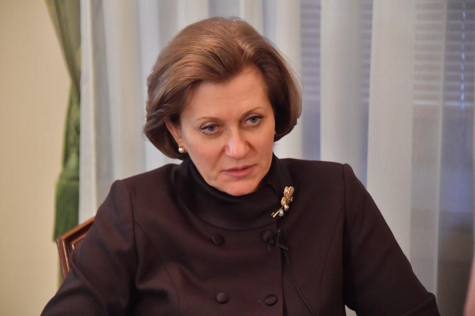 Попова назвала опасные привычки при коронавирусе