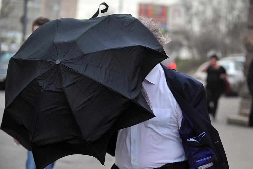 18 октября Москву накроет дождь со снегом