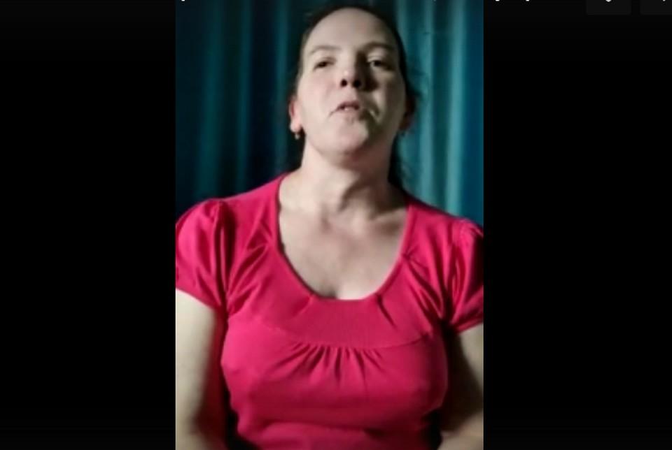 Фото: скриншот с видео/ паблик «Лампа»