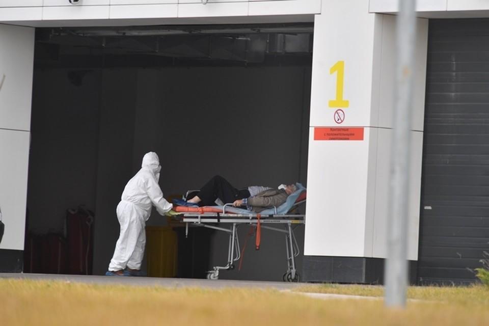 Еще три пациента скончались от коронавируса в Кузбассе