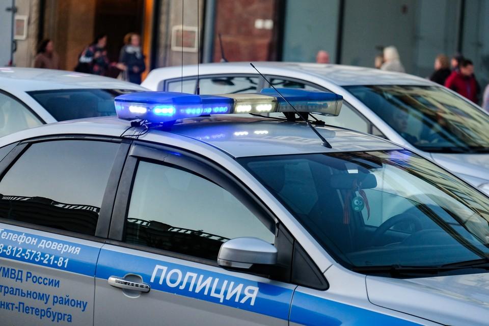 Полиция возбудили уголовное дело