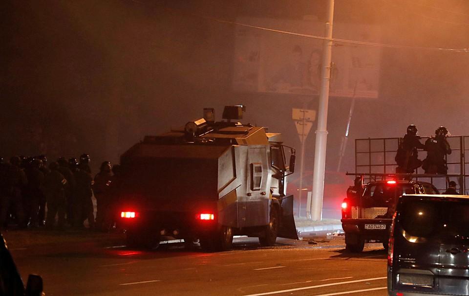 В Минске оценили ущерб бюджету города от протестов