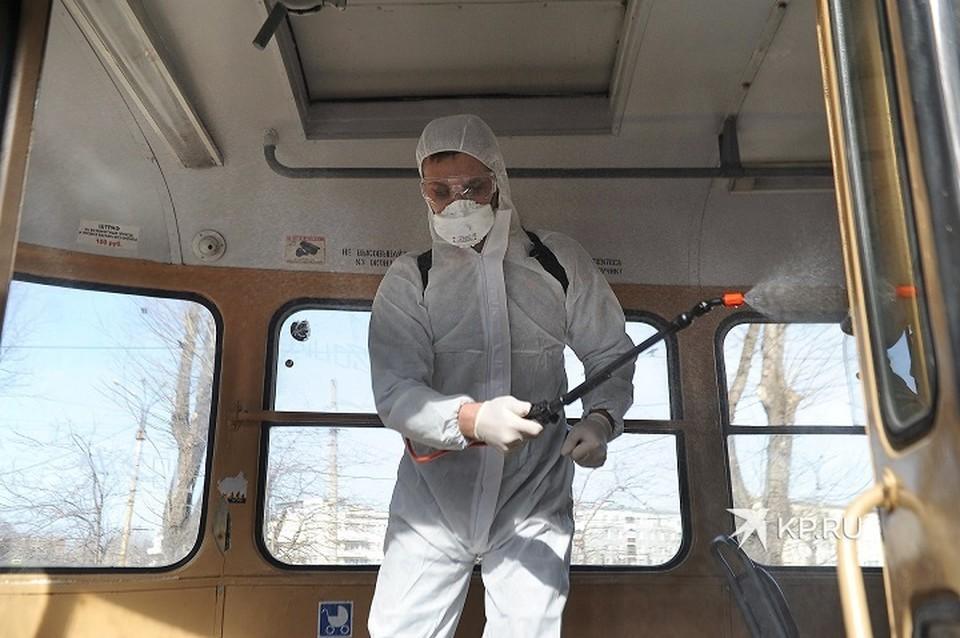 В Екатеринбурге особое внимание уделяют безопасности в общественном транспорте