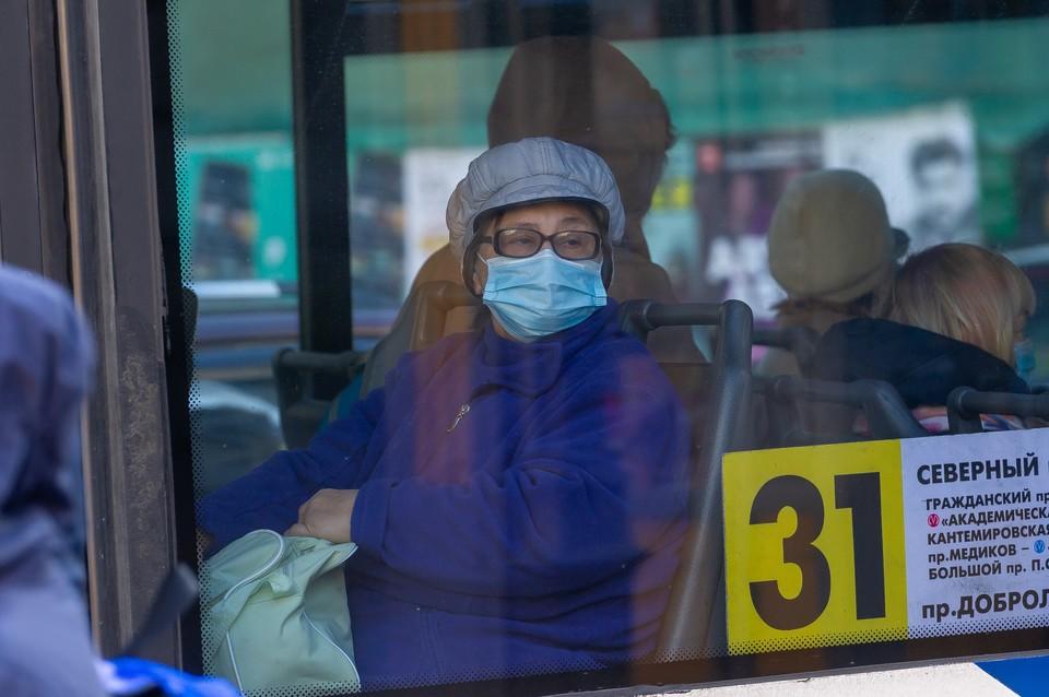 Мы собрали последние новости о коронавирусе в Санкт-Петербурге на 19 октября