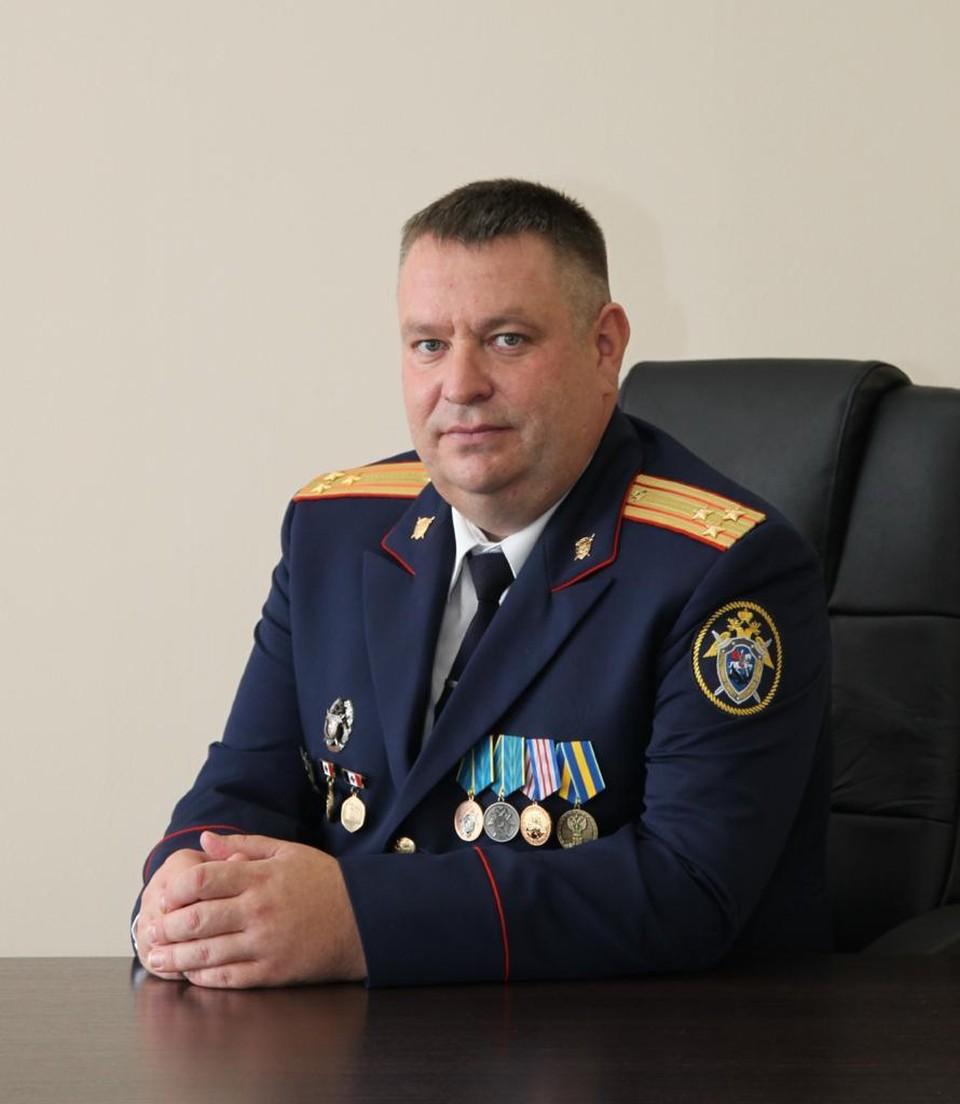Роман Широбоков, руководитель отдела криминалистики следственного управления Следственного комитета Российской Федерации по Удмуртии