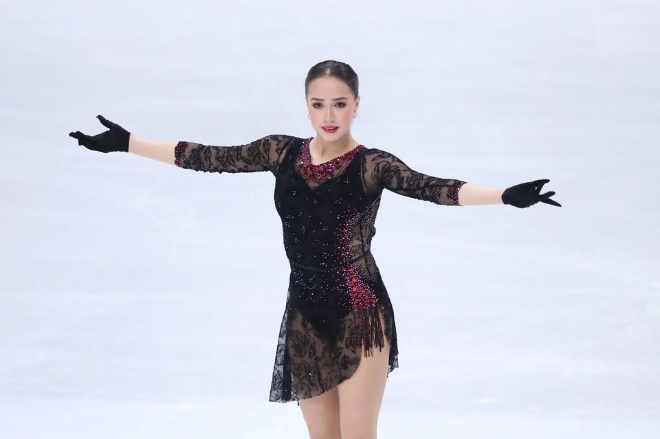 Алина Загитова не катается на соревнованиях с декабря 2019 года.