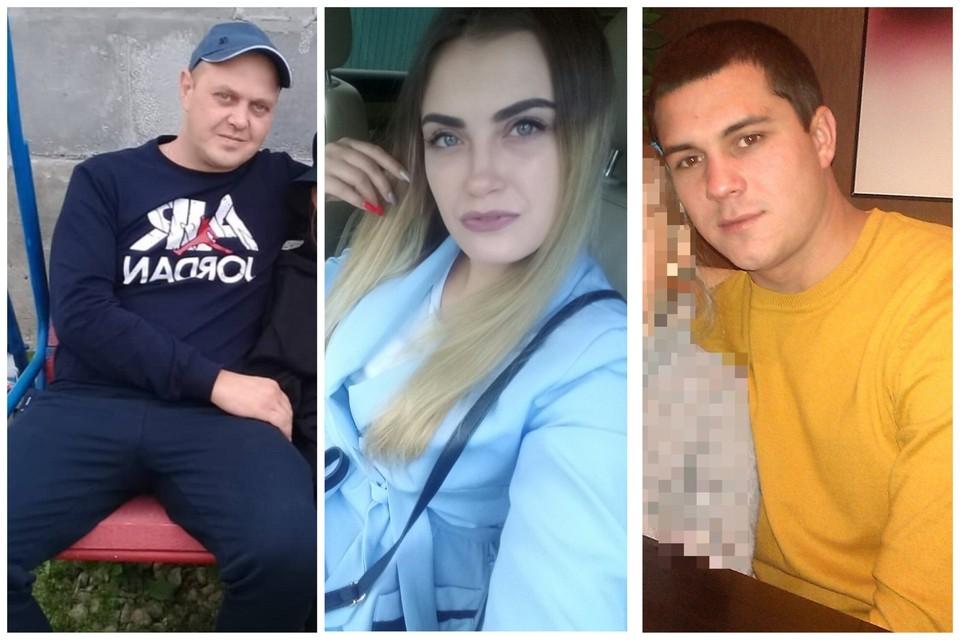 """Предполагаемым убийцам грозит пожизненный срок. Фото: личные страницы обвиняемых """"ВКонтакте"""""""
