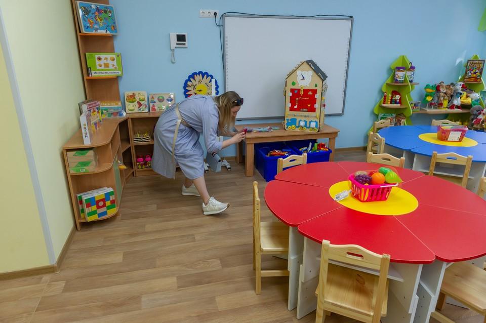 Новый детский сад построят на Московском шоссе.