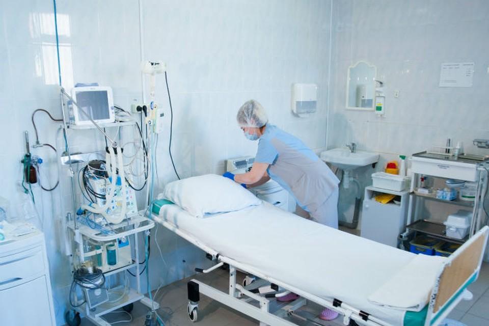 В регионе с начала пандемии от коронавируса скончались 160 человек. ФОТО: Дмитрий Рыжаков, правительство Ивановской области