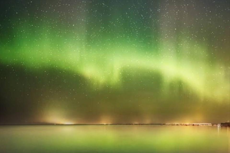Астроном рассказал о шансах увидеть северное сияние над Петербургом / Фото: Константин Шамин