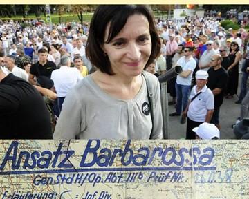 Сама с Усатым: «План Барбаросса», придуманный Санду против Додона, с позором провалился – молдавские кандидаты в президенты от нее отвернулись