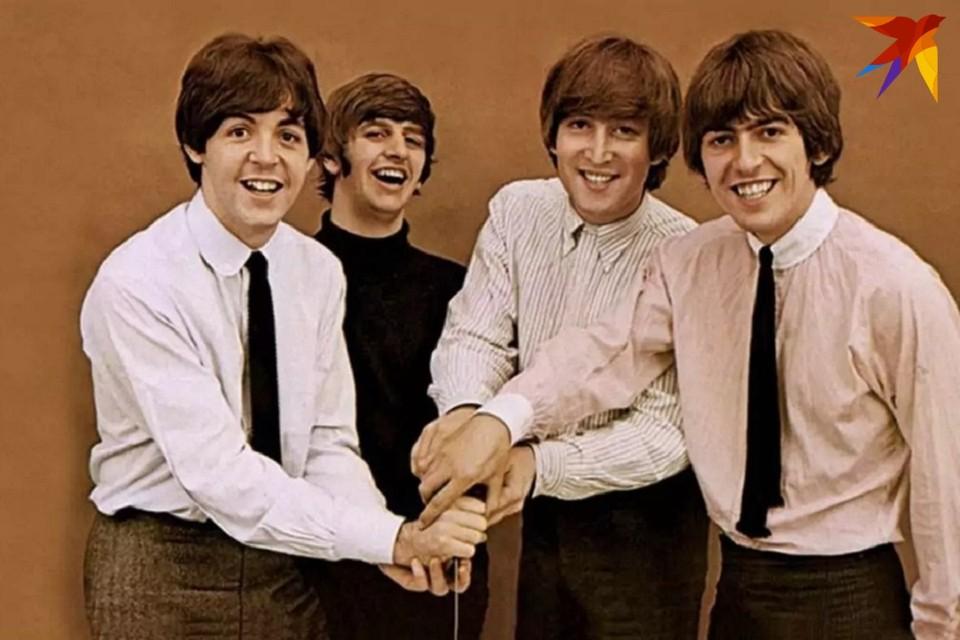 The Beatles в этом году исполняется 60 лет!